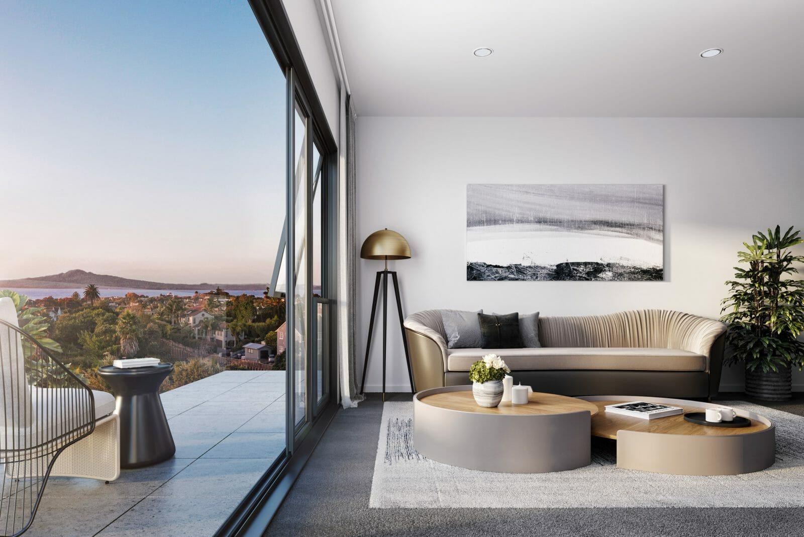 Apartment Development in Glenfield